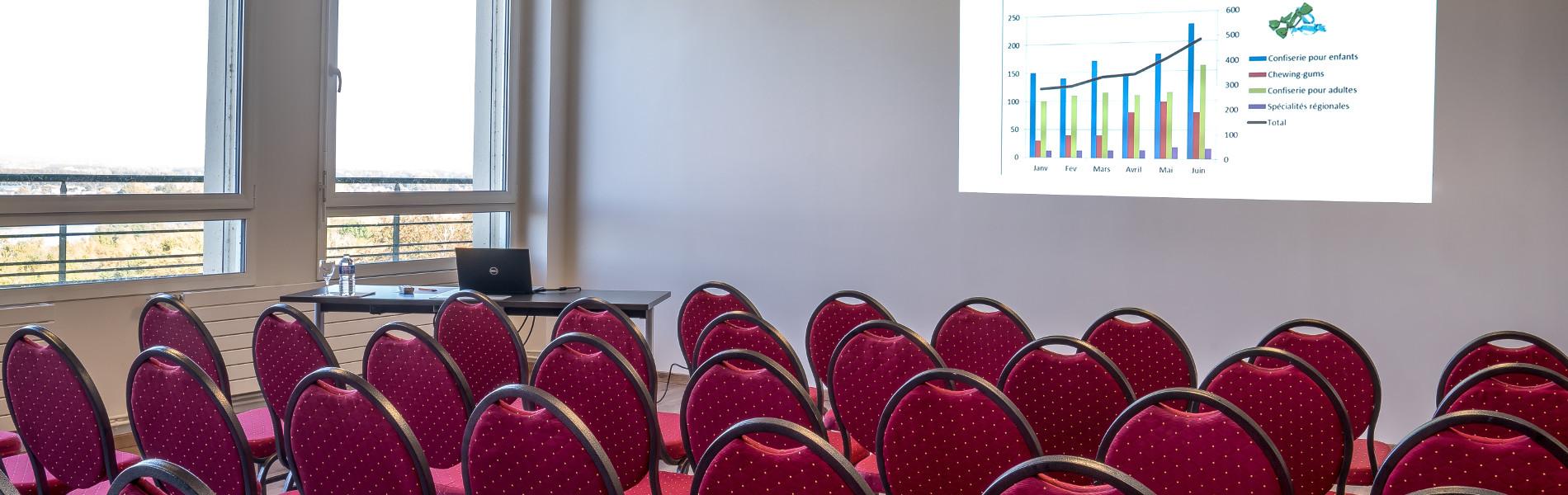 Salle Balcon sur Loire